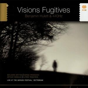 Visions Fugitives - CD Audio di Benjamin Hulett