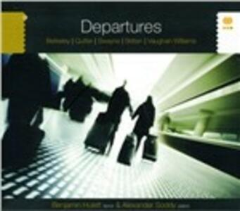 Departures - CD Audio di Benjamin Hulett