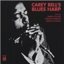 Carey Bell's Bluesharp - Vinile LP di Carey Bell