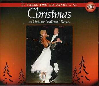 It Takes Two to Dance - CD Audio