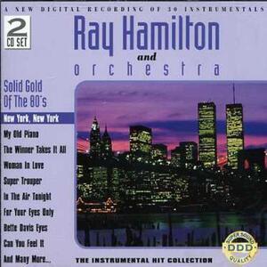 New York New York - CD Audio di Ray Hamilton (Orchestra)