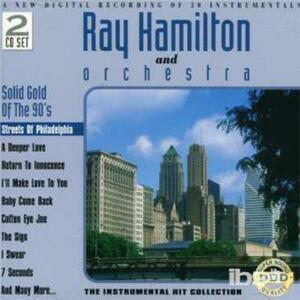 Streets Of Philadelphia - CD Audio di Ray Hamilton (Orchestra)
