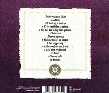 Ericana - CD Audio di Daniel Lohues - 2