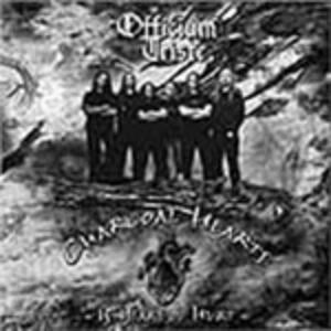 Charcoal Hearts - CD Audio di Officium Triste