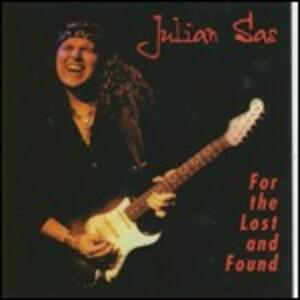 For the Lost and Found - CD Audio di Julian Sas