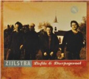 Liefde & Dorpsgevoel - CD Audio di Zijlstra