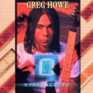 Hyperacuity - CD Audio di Greg Howe