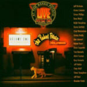 Live at the Baked Potato vol.1 - CD Audio