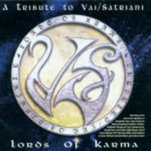Lords of Karma: A Tribute to Vai and Satriani - CD Audio