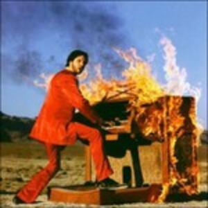 Burning Organ - CD Audio di Paul Gilbert