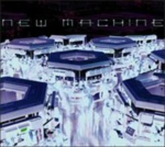 New Machine - CD Audio di New Machine
