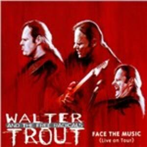 Face the Music Live - CD Audio di Walter Trout (Band)