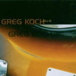 13x12 - CD Audio di Greg Koch