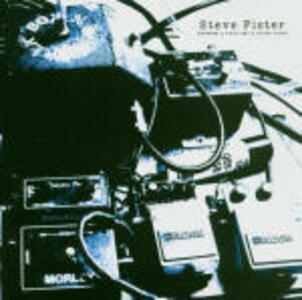 Between a Rock and a Blues Place - CD Audio di Steve Fister