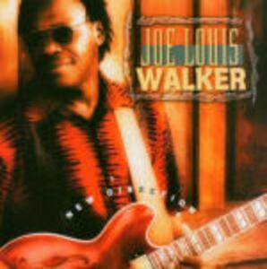 New Direction - CD Audio di Joe Louis Walker
