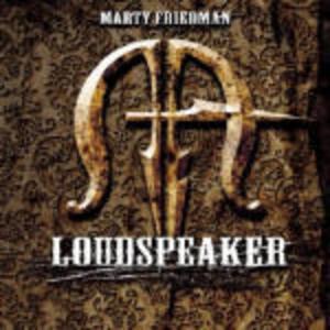 Loudspeaker - CD Audio di Marty Friedman