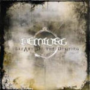 Breath of the Demiurg - CD Audio di Demiurg