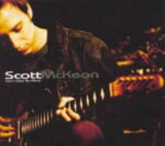 Can't Take No More - CD Audio di Scott McKeon