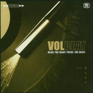 Rock the Rebel / Metal the Devil - CD Audio di Volbeat