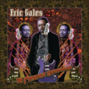 The Psychedelic Underground - CD Audio di Eric Gales