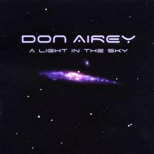 A Light in the Sky - CD Audio di Don Airey
