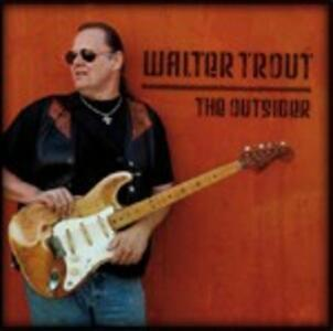 The Outsider - CD Audio di Walter Trout