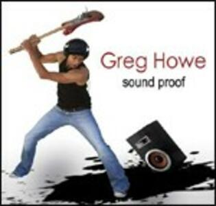 Sound Proof - CD Audio di Greg Howe
