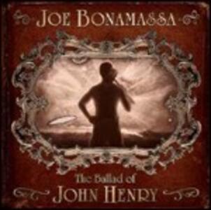 The Ballad of John Henry - CD Audio di Joe Bonamassa