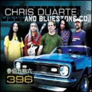 396 - CD Audio di Chris Duarte,Bluestone Co.