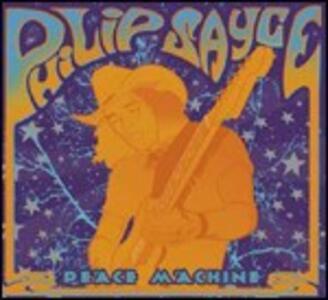 Peace Machine - CD Audio di Phillip Sayce
