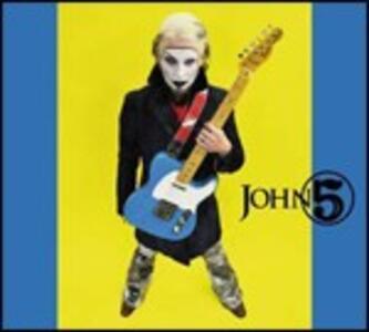 The Art of Malice - CD Audio di John 5