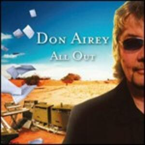 All Out - CD Audio di Don Airey
