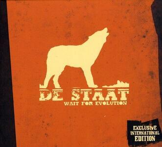 Wait for Evolution - CD Audio di De Staat
