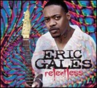 Relentless - CD Audio di Eric Gales
