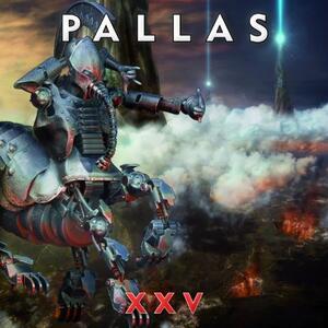 XXV - CD Audio di Pallas