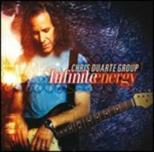 Infinite Energy - CD Audio di Chris Duarte (Group)