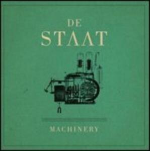 Machinery - CD Audio di De Staat
