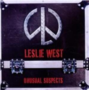 Unusual Suspects - CD Audio di Leslie West