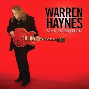 Man in Motion - Vinile LP di Warren Haynes