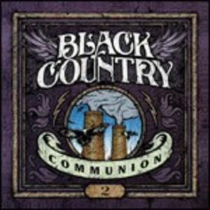 2 - CD Audio di Black Country Communion