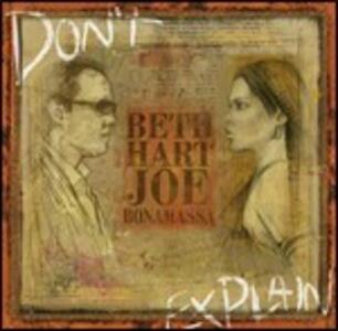 I'll Take Care of You - CD Audio di Joe Bonamassa,Beth Hart