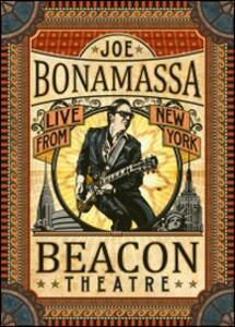 Joe Bonamassa. Beacon Theatre. Live From New York (2 DVD) - DVD