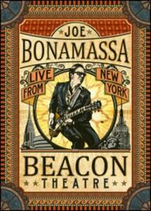 Joe Bonamassa. Beacon Theatre. Live From New York - Blu-ray