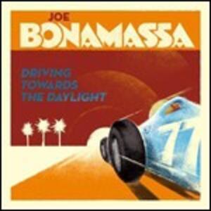 Driving Towards the Daylight - CD Audio di Joe Bonamassa