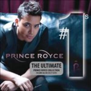 Number 1's - CD Audio di Prince Royce