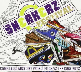 Sneakerz 10 Festival - CD Audio