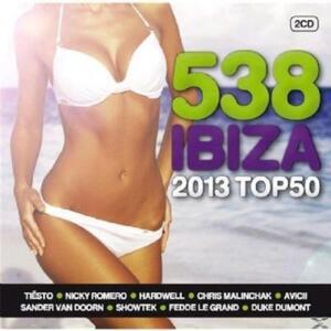 Ibiza Top 50 2013 - CD Audio