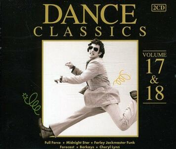 Dance Classics Vols. 17 & 18 - CD Audio