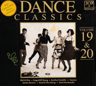 Dance Classics vol.19 & 20 - CD Audio