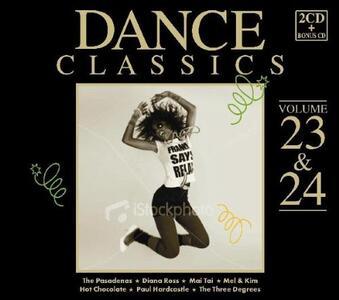 Dance Classics Vols. 23 & 24 - CD Audio